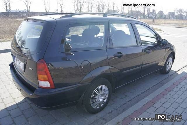 Ford Focus 1.8 1998 photo - 6