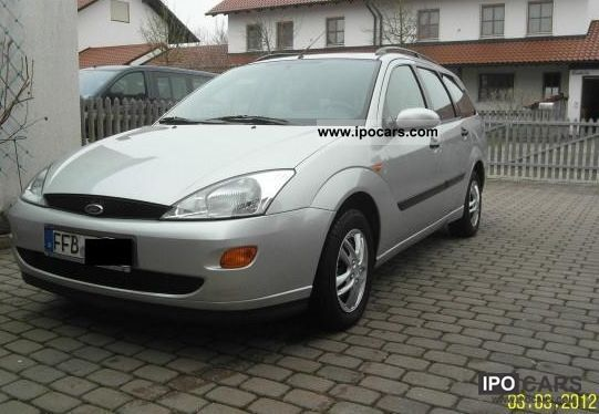 Ford Focus 1.8 2001 photo - 10