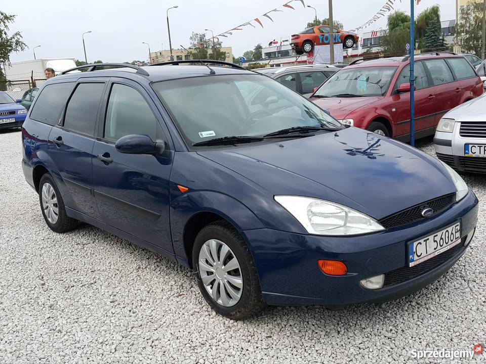 Ford Focus 1.8 2001 photo - 12
