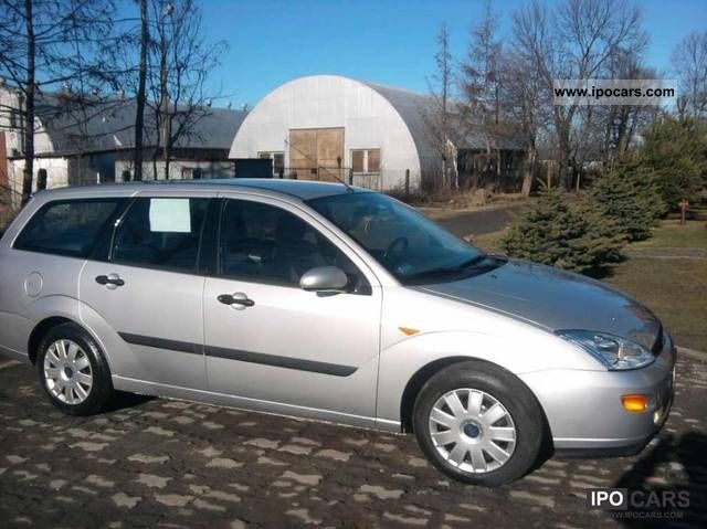 Ford Focus 1.8 2001 photo - 5