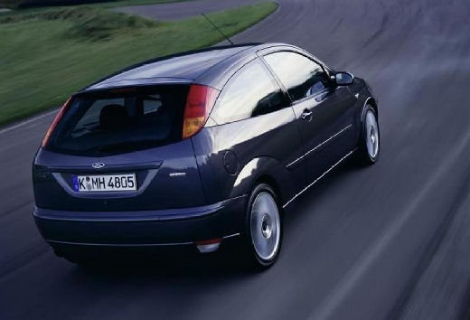 Ford Focus 1.8 2002 photo - 11