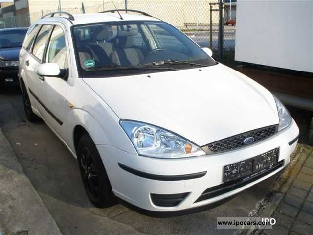 Ford Focus 1.8 2002 photo - 7