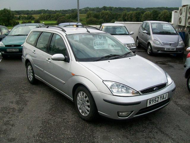 Ford Focus 1.8 2003 photo - 1