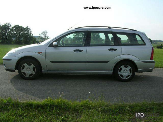 Ford Focus 1.8 2003 photo - 10