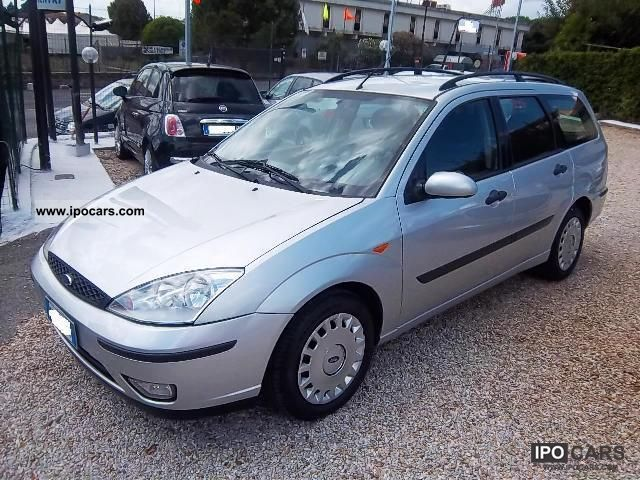 Ford Focus 1.8 2003 photo - 12