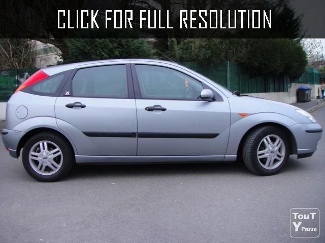 Ford Focus 1.8 2003 photo - 4