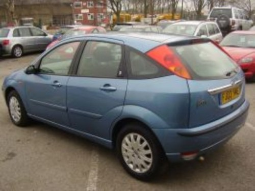 Ford Focus 1.8 2003 photo - 6