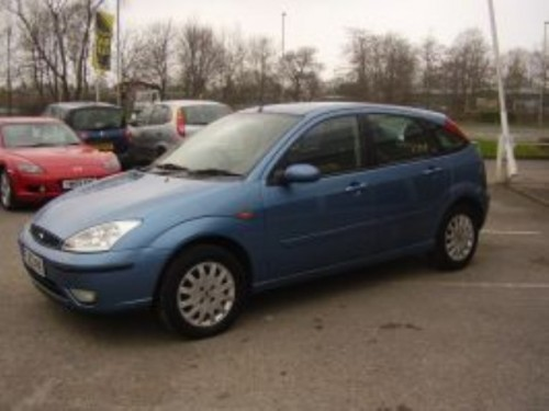 Ford Focus 1.8 2003 photo - 9