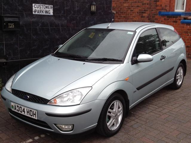 Ford Focus 1.8 2004 photo - 11