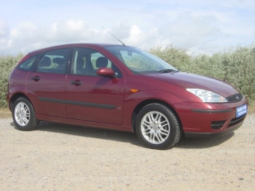 Ford Focus 1.8 2004 photo - 7
