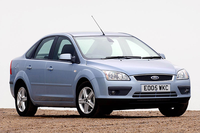 Ford Focus 1.8 2005 photo - 5