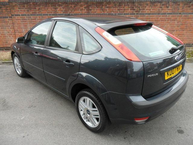 Ford Focus 1.8 2007 photo - 11