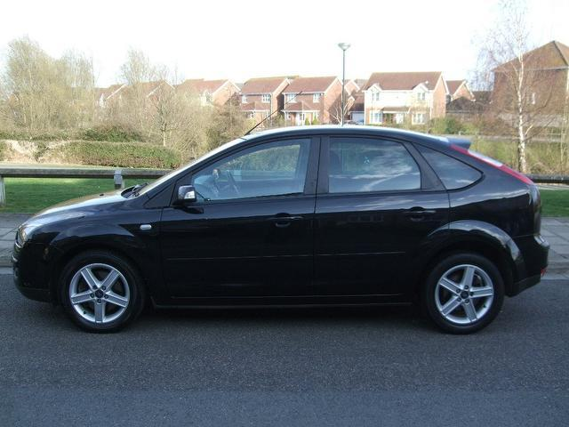 Ford Focus 1.8 2007 photo - 2