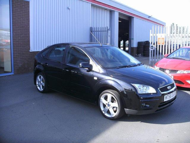 Ford Focus 1.8 2007 photo - 6