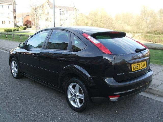 Ford Focus 1.8 2007 photo - 8