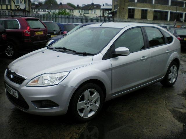 Ford Focus 1.8 2008 photo - 1