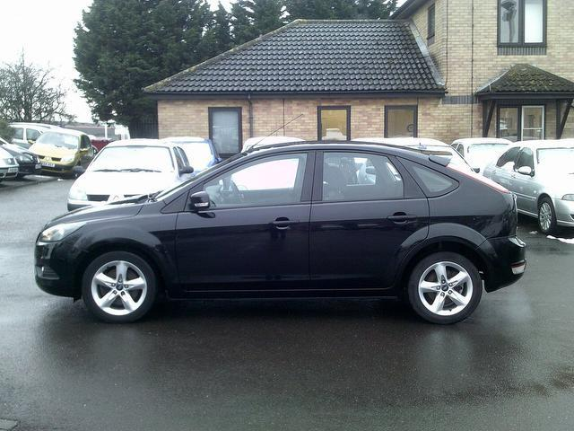 Ford Focus 1.8 2008 photo - 2