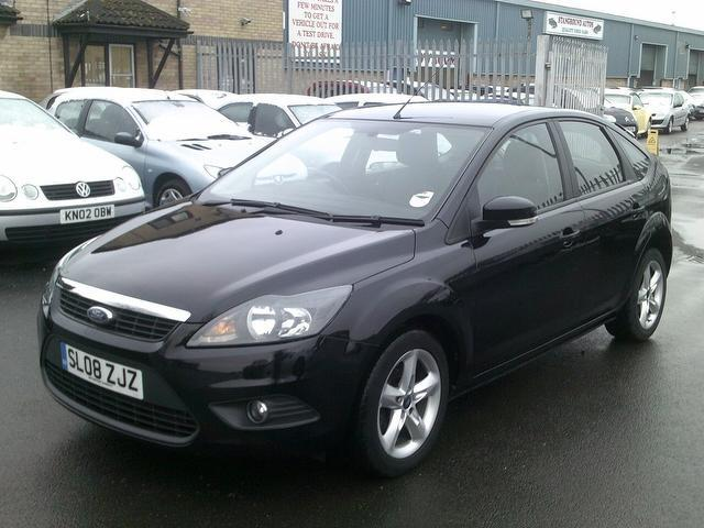 Ford Focus 1.8 2008 photo - 6
