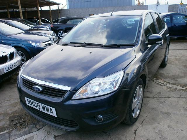 Ford Focus 1.8 2008 photo - 7