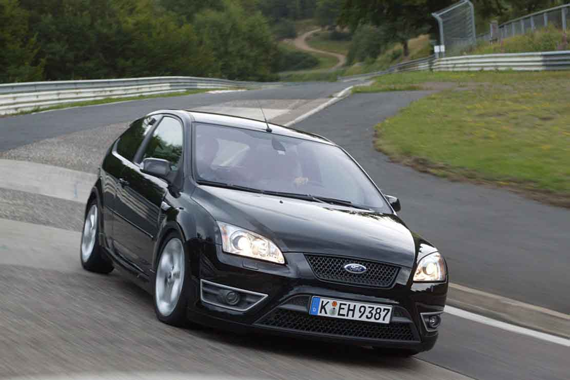 Ford Focus 1.8 2008 photo - 9