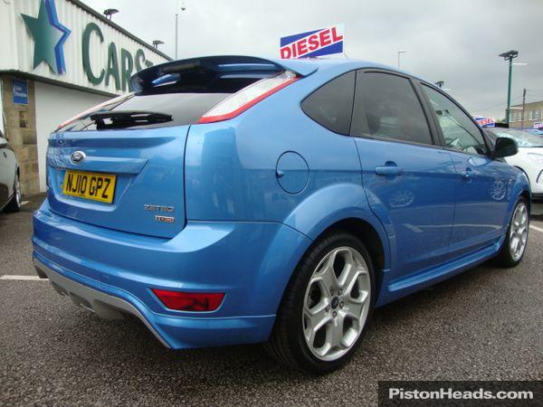 Ford Focus 1.8 2010 photo - 7