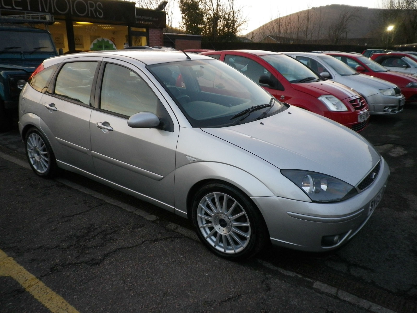 Ford Focus 2.0 1989 photo - 3