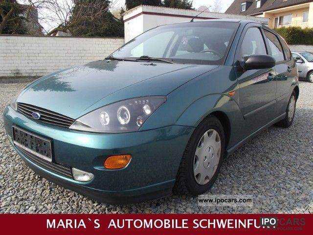 Ford Focus 2.0 1998 photo - 2