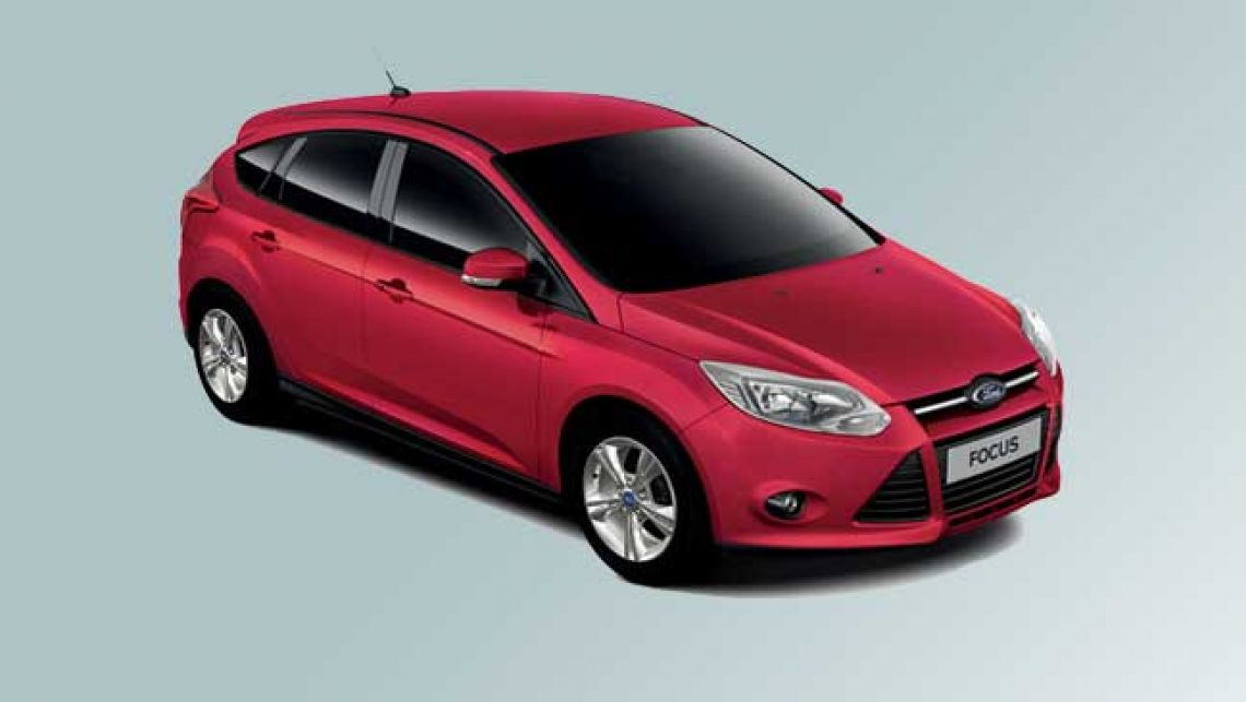 Ford Focus 2.0 2012 photo - 1
