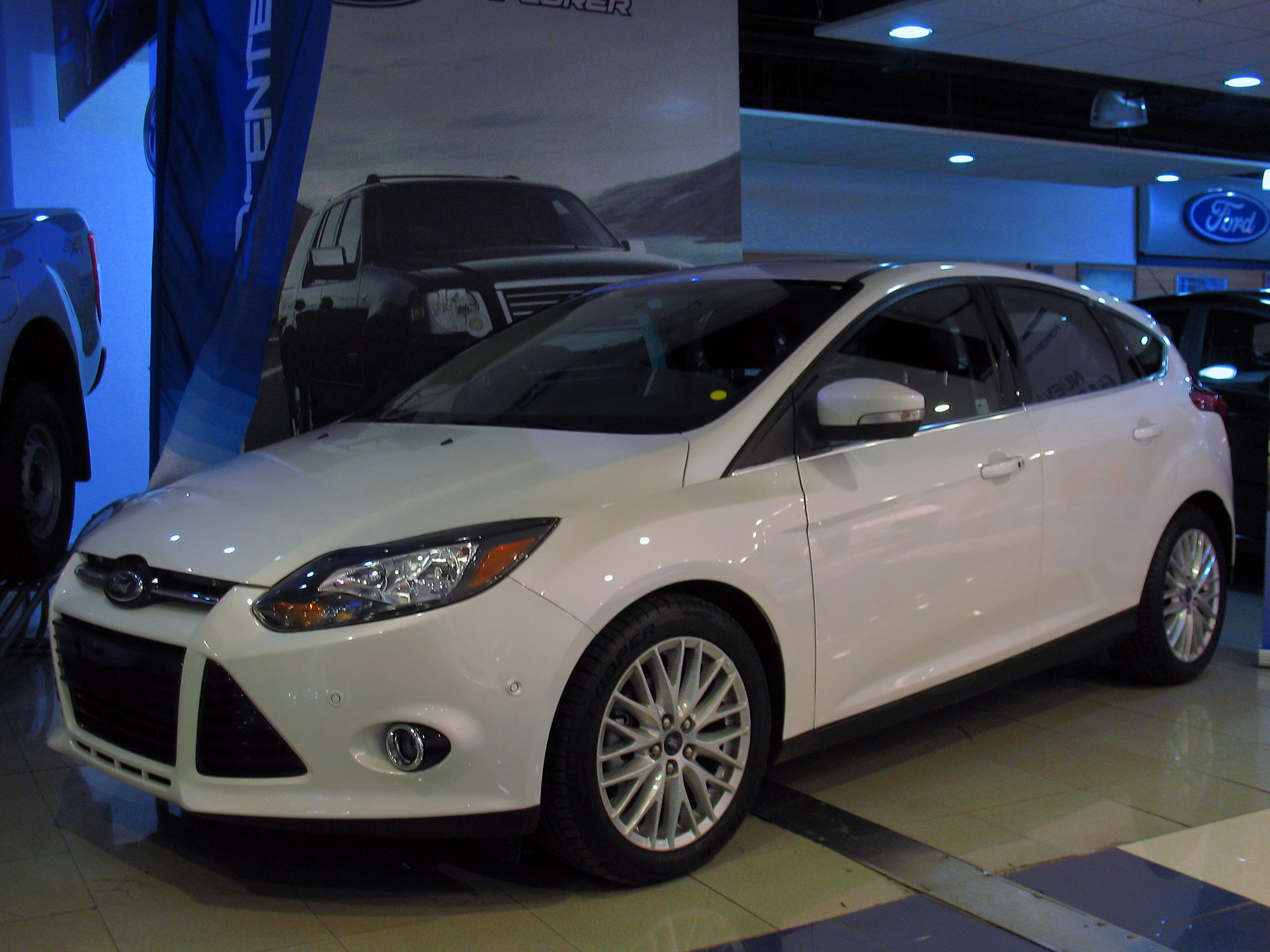 Ford Focus 2.0 2013 photo - 1