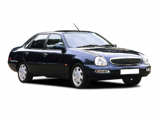 Ford Focus 2.3i 2002 photo - 6