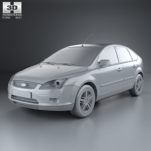 Ford Focus 2.5 2004 photo - 12