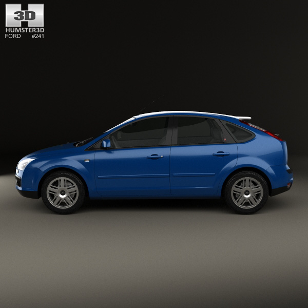 Ford Focus 2.5 2004 photo - 5