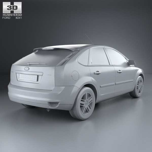 Ford Focus 2.5 2004 photo - 6