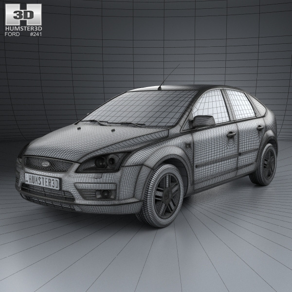 Ford Focus 2.5 2004 photo - 9