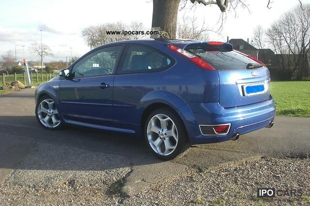 Ford Focus 2.5 2006 photo - 3