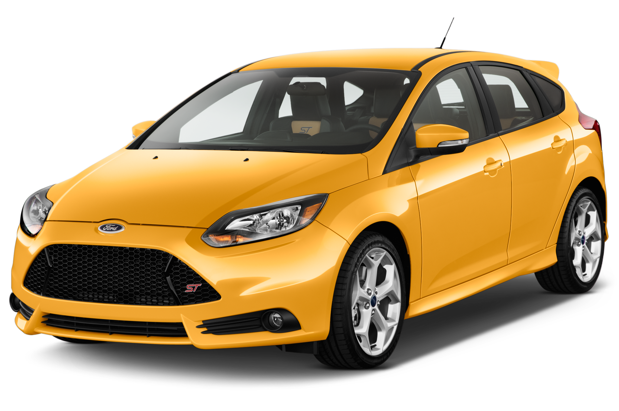 Ford Focus BEV 2014 photo - 1
