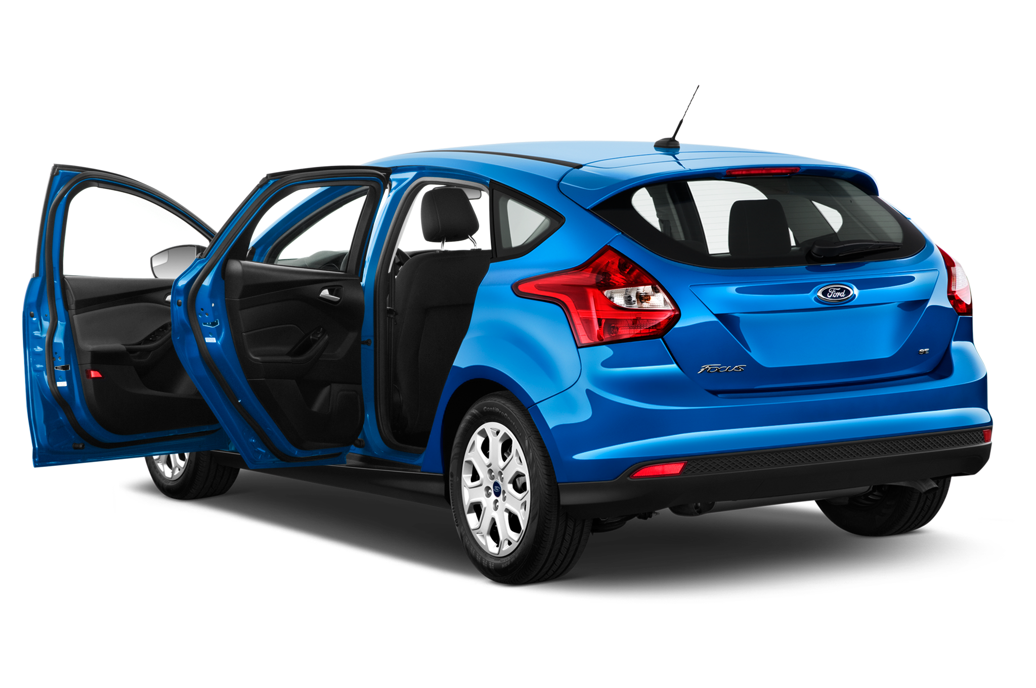 Ford Focus BEV 2014 photo - 3