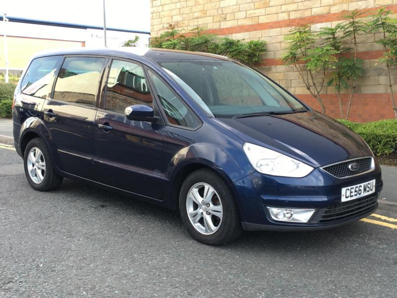 Ford Galaxy 1.8 2009 photo - 10