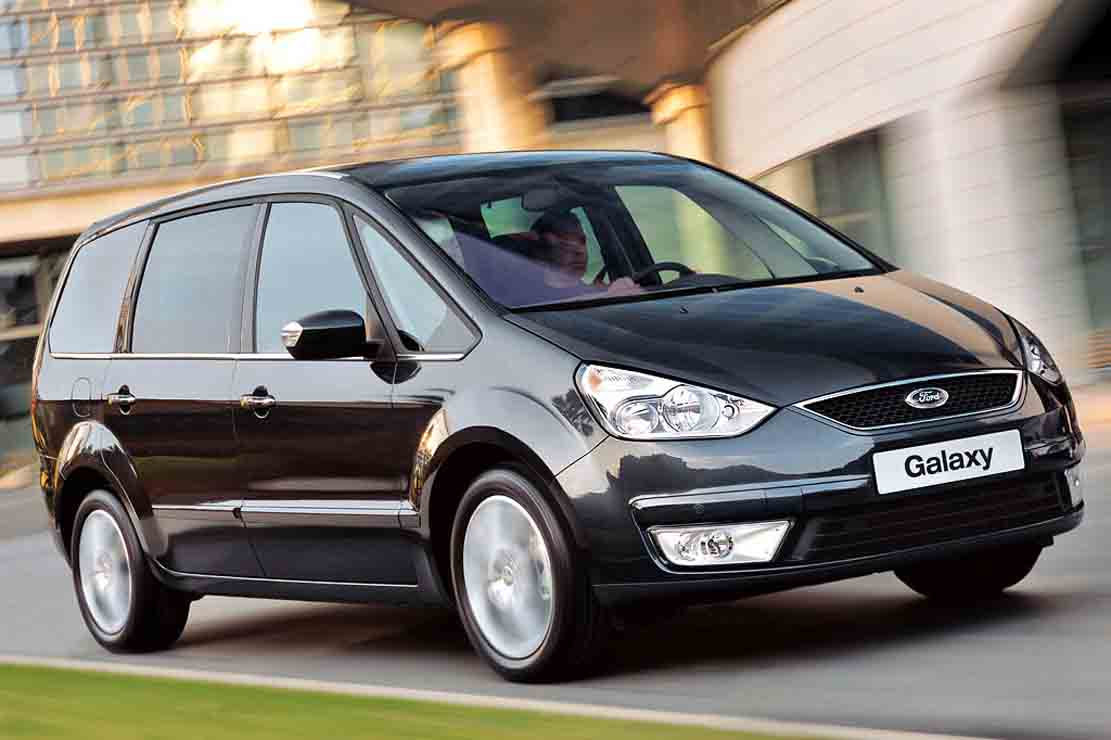 Ford Galaxy 1.8 2009 photo - 2