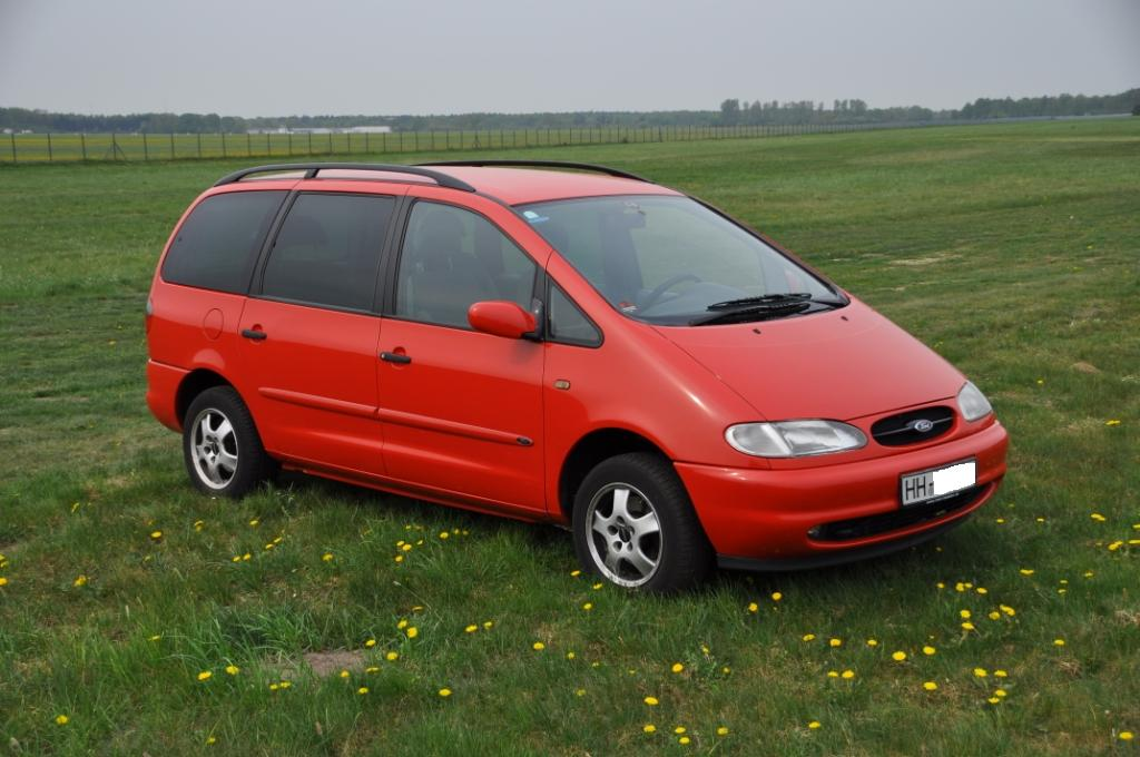 Ford Galaxy 1.9 1999 photo - 2