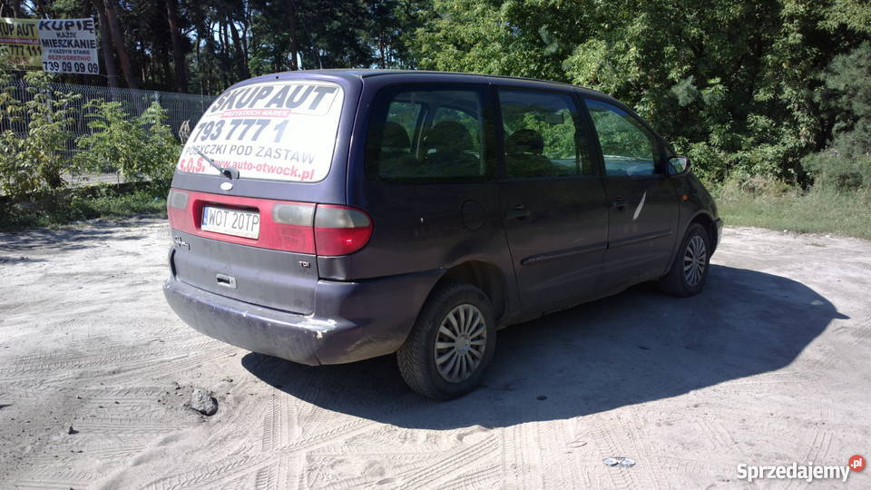 Ford Galaxy 1.9 1999 photo - 6