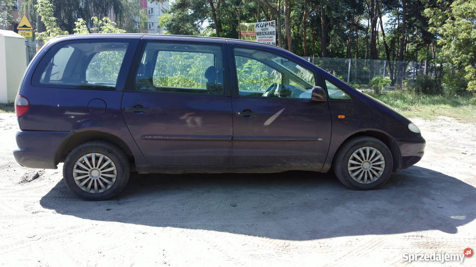 Ford Galaxy 1.9 1999 photo - 7