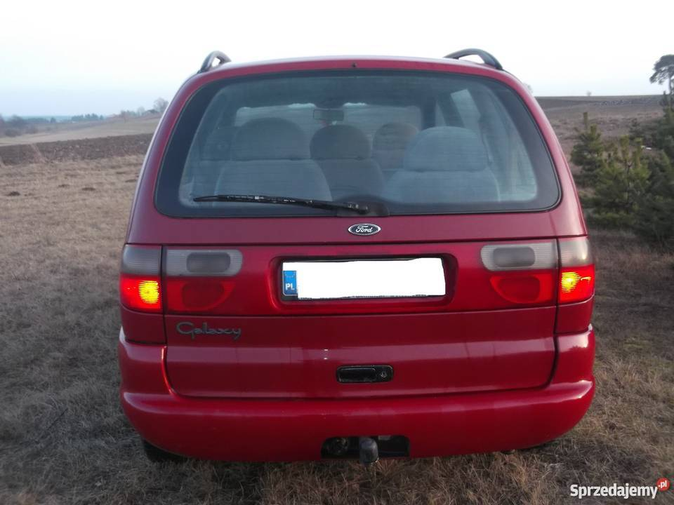 Ford Galaxy 1.9 1999 photo - 9