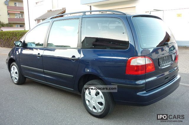 Ford Galaxy 1.9 2002 photo - 1
