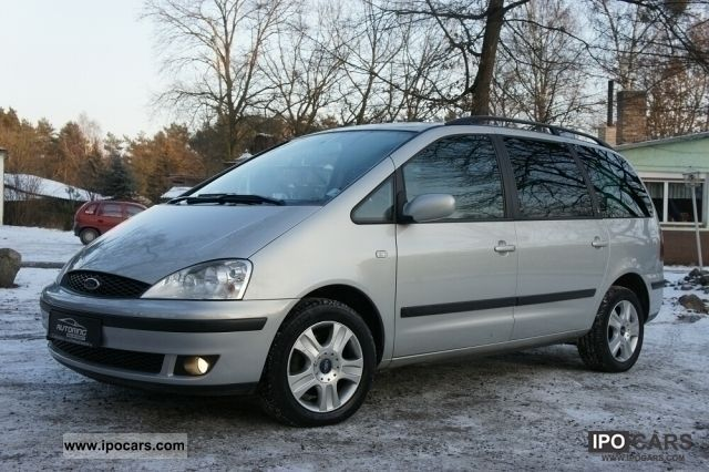 Ford Galaxy 1.9 2002 photo - 5