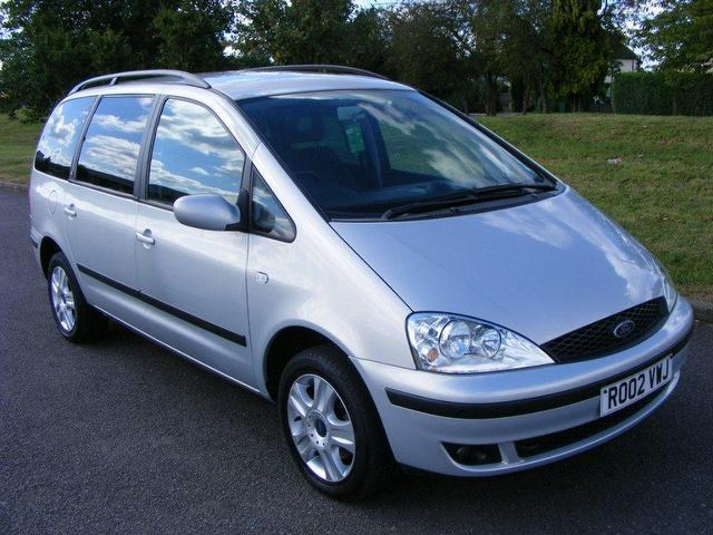 Ford Galaxy 1.9 2002 photo - 6