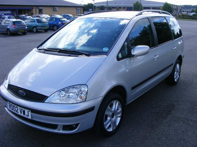 Ford Galaxy 1.9 2002 photo - 9