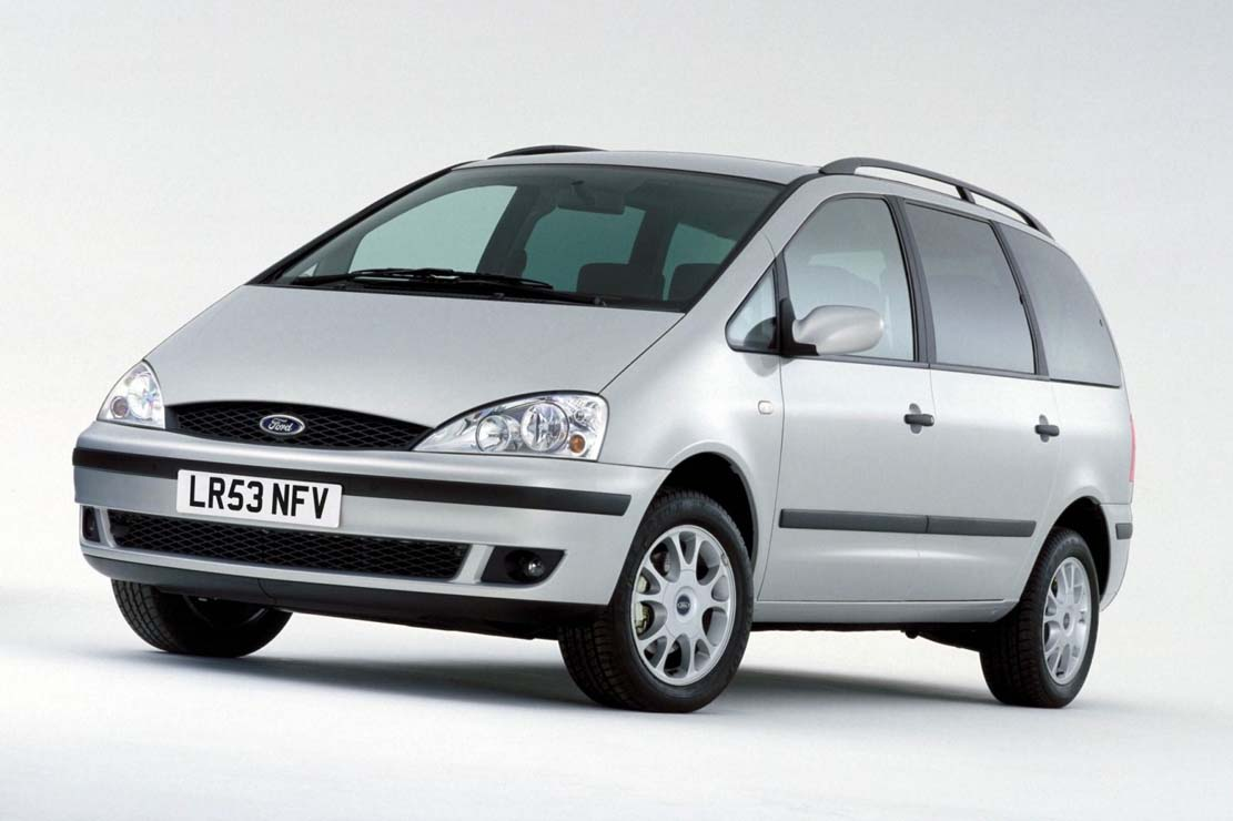 Ford Galaxy 1.9 2005 photo - 3