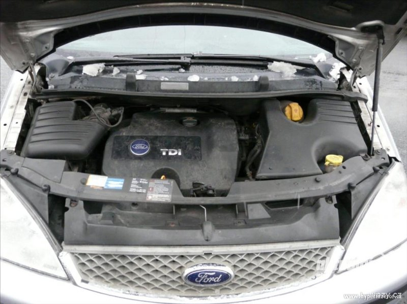 Ford Galaxy 1.9 2005 photo - 6