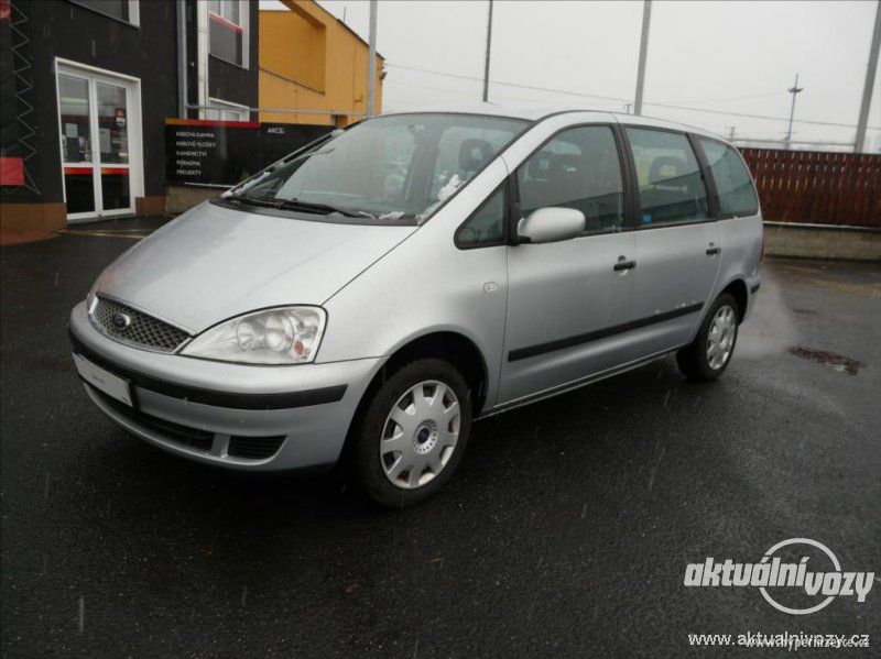 Ford Galaxy 1.9 2005 photo - 8